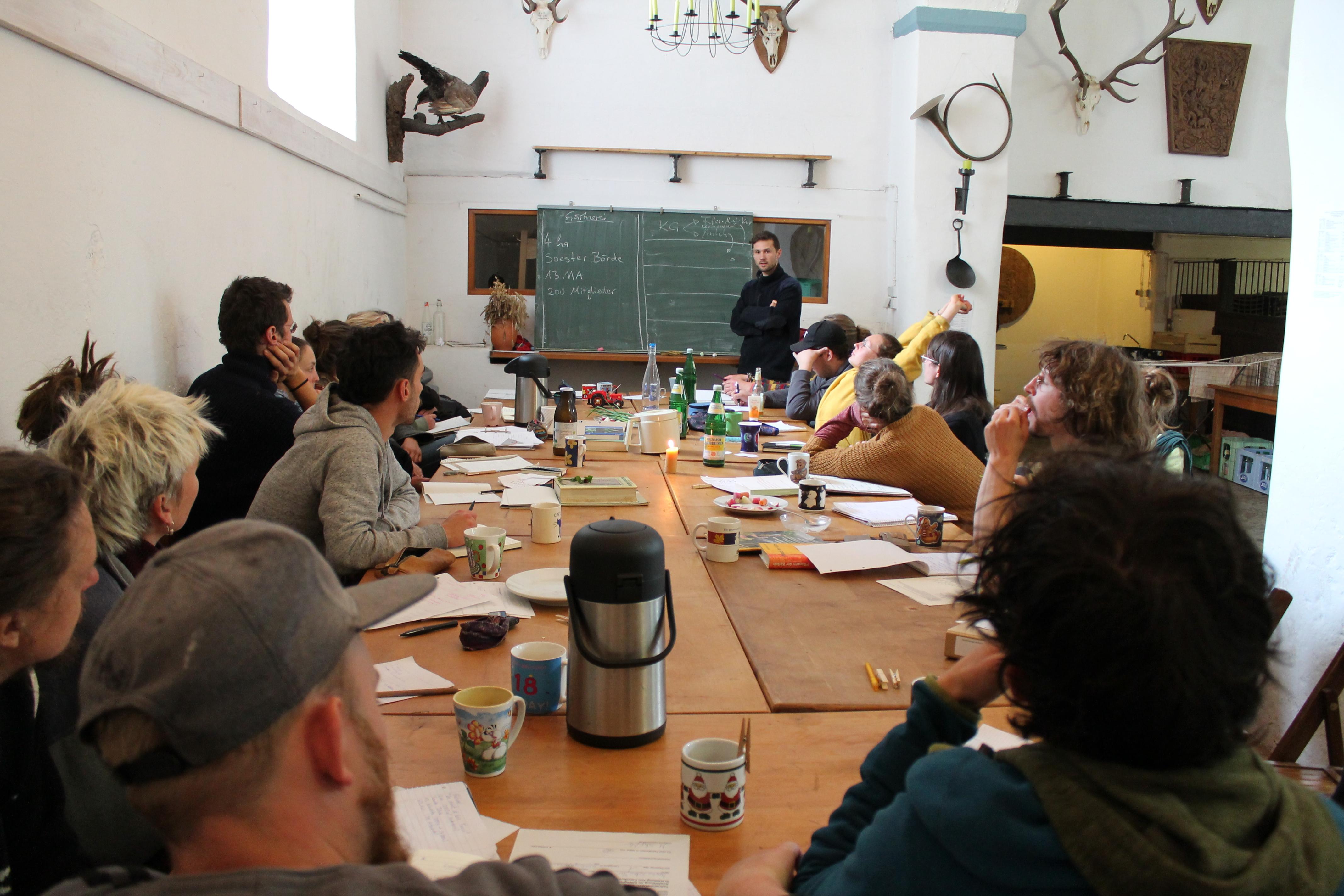 Bildungsangebote - Biodynamische Ausbildung