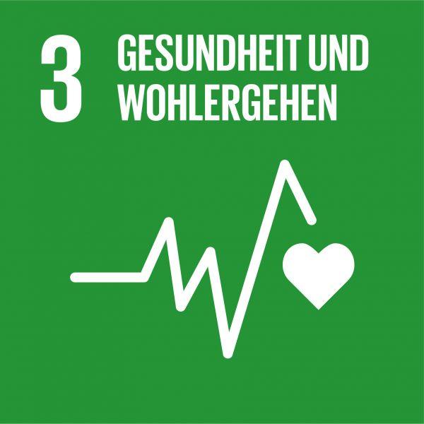Ziele nachhaltige Entwicklung - Gesundheit und Wohlergehen