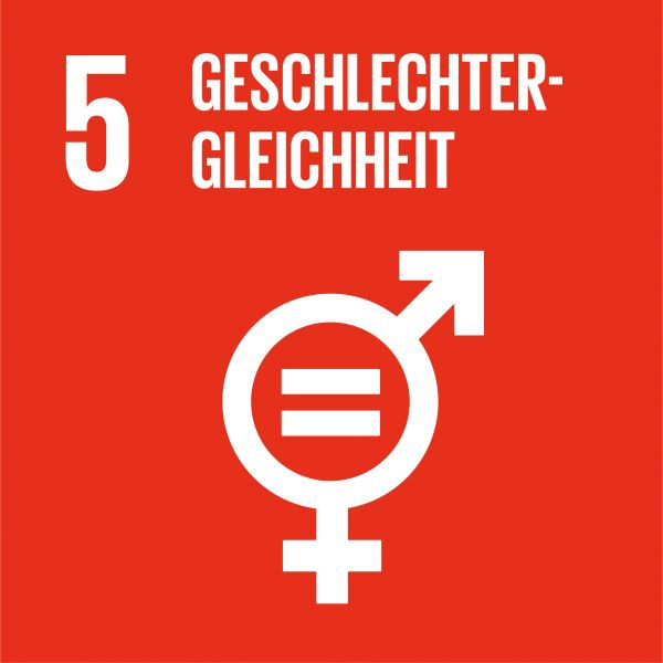 Ziele nachhaltige Entwicklung - Geschlechter-Gleichheit