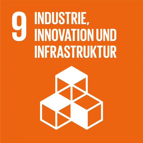 Ziele nachhaltige Entwicklung - Industrie, Innovation und Infrastruktur