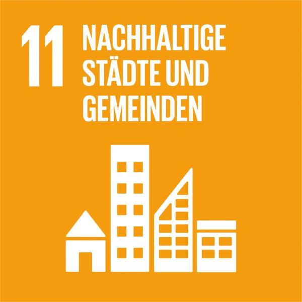 Ziele nachhaltige Entwicklung - Nachhaltige Städten und Gemeinden